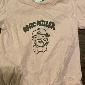 Mac Miller vintage toddler tee